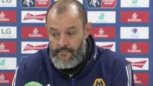 Nuno: Jota showing injury progress [Video]