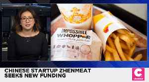 Chinese Plant-Based Meat Startup Zhenmeat Ramps Up Funding [Video]