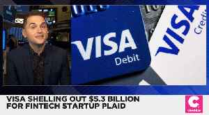 Visa to Pay $5.3 Billion for Fintech Startup Plaid [Video]