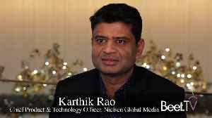 ACR Enables 'One Media Truth': Nielsen's Rao [Video]