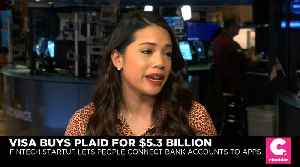 News video: Visa Buys Financial Data Aggregator Plaid for $5.3 Billion