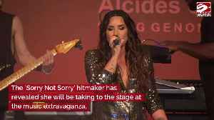 Demi Lovato to perform at 2020 Grammys [Video]