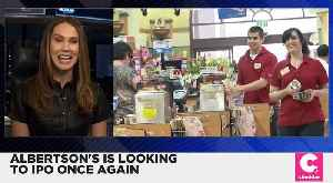 News video: Albertsons is Gearing Up for an IPO...Again