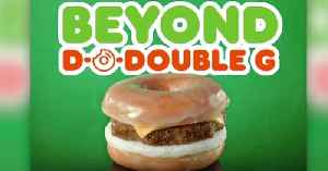 Snoop Dogg Teams up With Dunkin' for Plant-Based 'Beyond D-O-Double G Sandwich' [Video]
