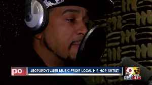 News video: Local hip-hop artist's song featured in