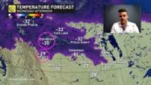 Yes, it gets colder Wednesday, all-time cold in jeopardy [Video]