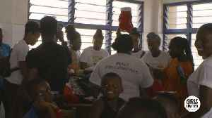Girls United Day of Service in Ghana [Video]