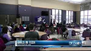 Technovation program kick off [Video]