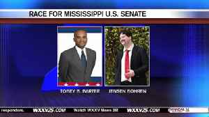 Three Democrats Running in March 10th Democratic Primary Race for Mississippi's U.S. Senate Seat [Video]