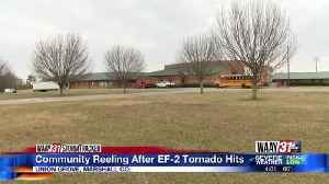 Marshall County School Board approves emergency declaration after tornado damage [Video]