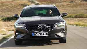 The new Opel Insignia Sports Tourer Driving Video [Video]