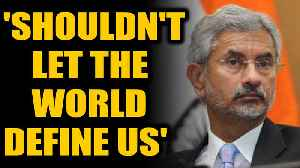 How S Jaishankar responds to questions on CAA, Kashmir on a world stage| OneIndia News [Video]