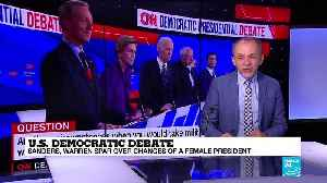 What are the takeaways of the seventh US Democratic debate? [Video]