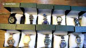 British expat, 43, arrested after 'selling fake Rolex watches in Thailand' [Video]