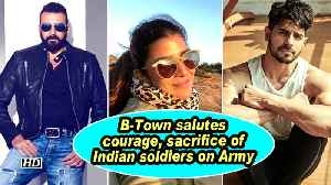 B-Town salutes courage, sacrifice of Indian soldiers on Army Day [Video]