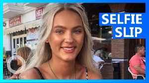 British tourist dies falling off Australian cliff taking selfie [Video]
