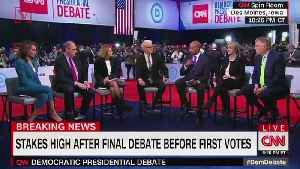CNN's Van Jones Sums Up Democratic Debate as 'Dispiriting,' with No Evidence to Defeat President Trump [Video]