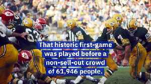 This Day in History: Packers Face Chiefs in First Super Bowl [Video]