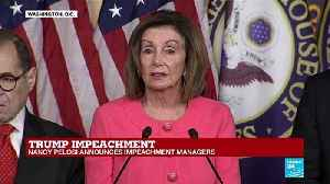 "Nancy Pelosi on impeachment trial: ""We should have witnesses and documentation"" [Video]"