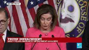 """Nancy Pelosi lays out """"incriminating evidence"""" revealed since passing articles of impeachment [Video]"""