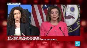 The next steps of the impeachment trial [Video]