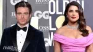 News video: Richard Madden, Priyanka Chopra Jonas Set to Star in 'Citadel' | THR News