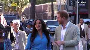 Prince Harry and Meghan May Seek Canadian Citizenship [Video]