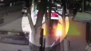 Check This Out: Six confirmed dead after sinkhole swallows bus in China [Video]