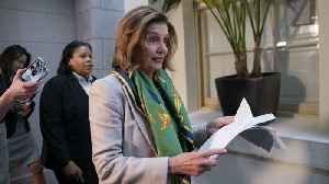 News video: Pelosi Says She's Ready To Send Articles Of Impeachment To The Senate