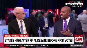 CNN's Van Jones found Democratic debate 'dispiriting' [Video]