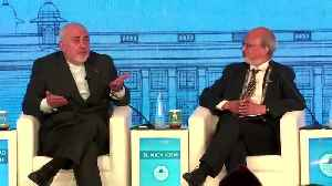 Iran's Zarif says nuclear pact not dead, wary of 'Trump deal' [Video]