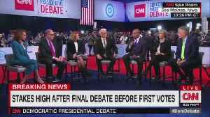 Van Jones on Dem debate, Warren and Sanders [Video]