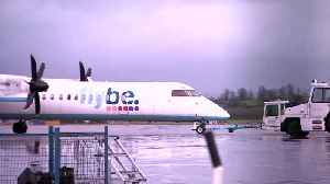 Airline boss Walsh condemns UK help for Flybe [Video]