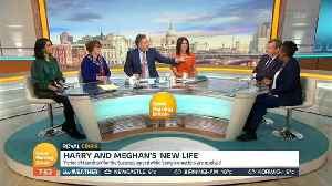 News video: Piers Morgan takes on racial grievance monger