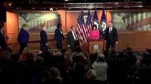 Pelosi: Schiff to lead prosecution at Trump impeachment trial [Video]