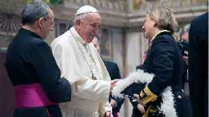 Pope Francis names first woman to senior Vatican position [Video]