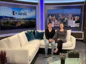 James, Melissa Holzhauer visit the 13 Action News studio [Video]