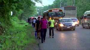 News video: Guatemala faces migration test with new Honduras caravan