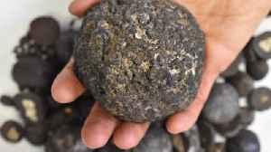 News video: Scientists Solve Mysterious Enigma Surrounding Rare Underwater Metallic Element