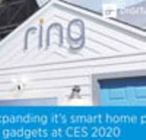 Ring's New Products at CES 2020 [Video]