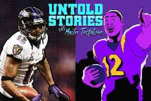 Jacoby Jones Talks Ravens' Super Bowl Run | Untold Stories [Video]