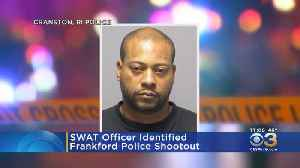 Authorities Announce Identity Of SWAT Officer Who Killed Frankford Standoff Suspect [Video]