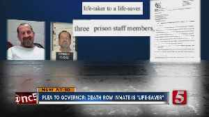 News video: Lawyer: Death row inmate went from life-taker to lifesaver