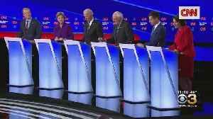 Democratic Candidates Clash In Final Debate Before Iowa Caucuses [Video]