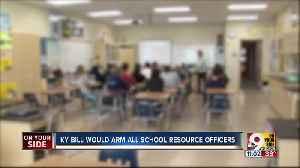 Kentucky lawmakers split over issue of guns in schools [Video]