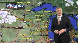 Brian Gotter is tracking your evening forecast for Tuesday January 14 [Video]