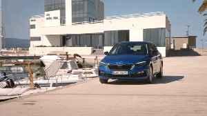 Der neue Kompakte als Jubiläumsmodell - der Skoda SCALA DRIVE 125 [Video]
