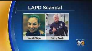 Retired LAPD Officer Facing Extortion, Assault Charges Connected With Suit Alleging He Engaged In Revenge Porn [Video]