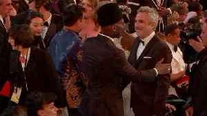 Mahershala Ali and Jason Mamoa on the Oscars 2019 Audience Cam [Video]