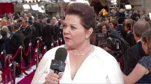 Melissa McCarthy on the Oscars 2019 All Access Red Carpet [Video]